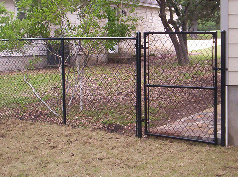 Chain Link Fence Hill Country Fence Amp Power Gate Company